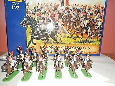 £14.99 • Buy PAINTED SOLDIERS 1/72 20mm - FRENCH CAVALRY - NAPOLEONIC WARS X 12 ZVEZDA