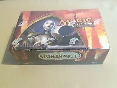 £495 • Buy Magic The Gathering Mtg GUILDPACT Factory Sealed Booster Box English