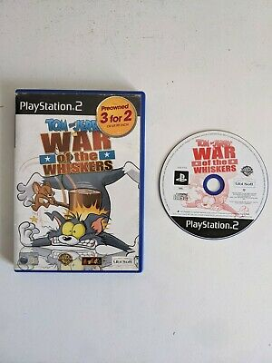£0.99 • Buy Tom And Jerry War Of The Whiskers - Ps2