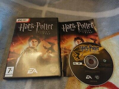 £6.99 • Buy Harry Potter And The Goblet Of Fire PC Game