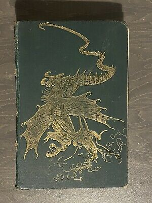 £1.20 • Buy Andrew Lang Green Fairy Book - RARE - 1899 - Illustrations By H.J.FORD