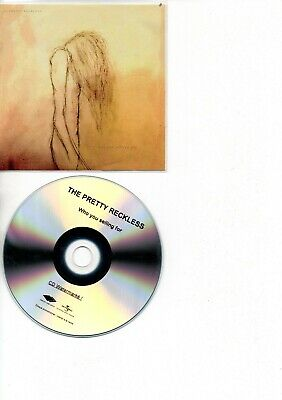 £19.74 • Buy The Pretty Reckless Rare French Promo Cd Who You Selling For