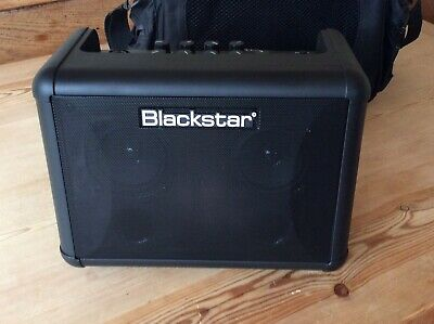 £22 • Buy Blackstar Superfly Portable Guitar Amp And Soft Case