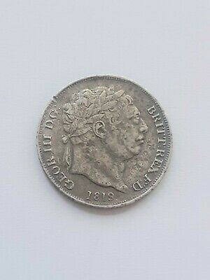 £8.50 • Buy 1819 George 111 Silver Sixpence