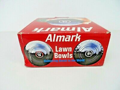 £16.05 • Buy Set Of 4 Almark Clubmaster Bowls Size 2H  F10