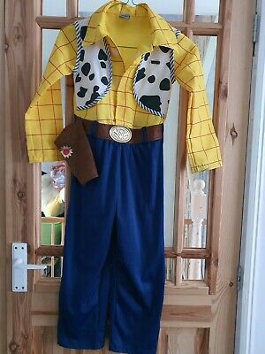 £3 • Buy Children's Fancy Dress Toy Story Woody Costume Age 5
