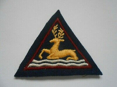 £16 • Buy Hertfordshire   ARMY CADET FORCE  Formation Sign Unit Patch  ACF  Unused Nr Mint