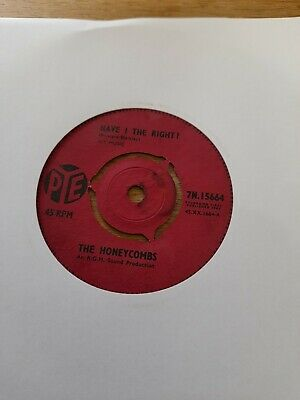£0.99 • Buy The Honeycombs - Have I The Right - Vinyl Single 45rpm Pye Records
