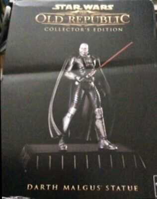 £49.95 • Buy Star Wars Darth Malgus Gentle Giant (BOX DAMAGED SEE PICTURES) Brand New