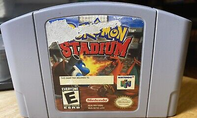 $22.98 • Buy Pokemon Stadium - N64 - AUTHENTIC! - See Board Pics! - Hand Cleaned And Tested!