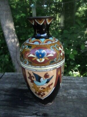 £6.95 • Buy Late Nineteenth Century Chinese Cloisonne Vase, A/f.