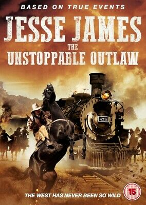 £3 • Buy Jesse James The Unstoppable Outlaw (dvd) (new)