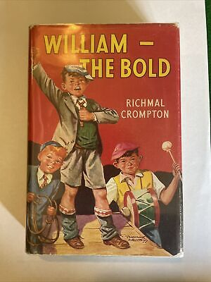 £85 • Buy William The Bold By Richmal Crompton