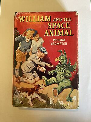£25 • Buy William And The Space Animal By Richmal Crompton