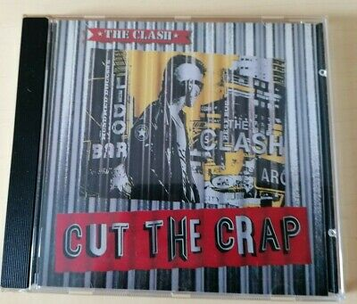 £0.99 • Buy The Clash Punk CD Cut The Crap/Sex Pistols/The Damned/UK Subs/Buzzcocks/Sham 69