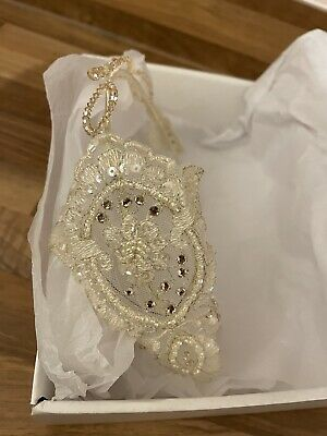 £10 • Buy Lace And Sequin Bridal Headband