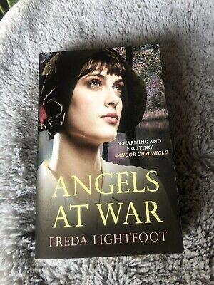 £0.99 • Buy Angels At War: A Captivating Tale Of Staying True To One's Dreams By Freda...