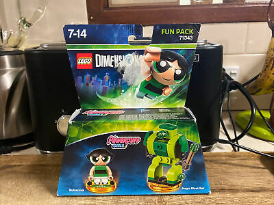 AU20 • Buy Lego Dimensions The Powerpuff Girls Butter Cup Fun Pack