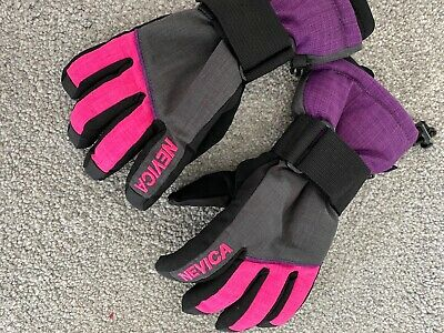 £3 • Buy NEVICA Girls Ski Gloves.New Without Tags .size S/g