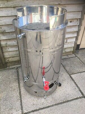 £200 • Buy Lpg Gas Tea Urn Fuller 10 Gallon With Sight Glass /water Boiler Catering Trailer
