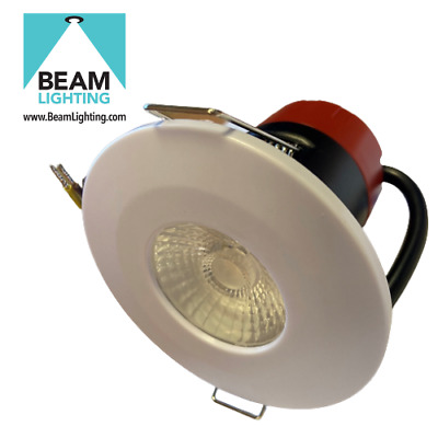 £9.99 • Buy Fire Rated SCOUT LED 6W Dimmable Downlight Recessed Ceiling Spotlight