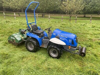 £6000 • Buy SEP Gulliver 425 HST Compact Alpine Tractor With Flail Mower Kilworth