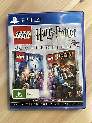 AU15 • Buy PS4 Lego Harry Potter Collection