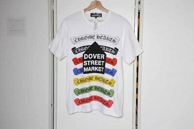 AU855.96 • Buy Used/Used Chrome Hearts Dover Street Market T-Shirt Tops Collaboration 12879 Rcp