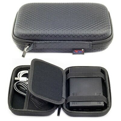 AU22.23 • Buy Hard Carry Case For Anker PowerCore 20100mAh Power Bank Charger & Cables