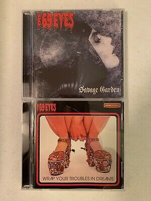 AU16.16 • Buy The 69 Eyes Cd Lot Of 2! Savage Garden & Wrap Your Troubles In Dreams!