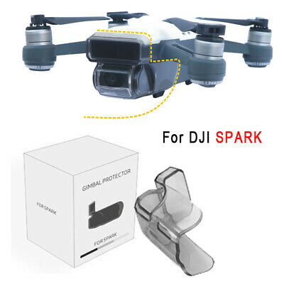AU8.64 • Buy Gimbal Transparent Cover Camera Lens Guard Protector Case For DJI Spark Drone