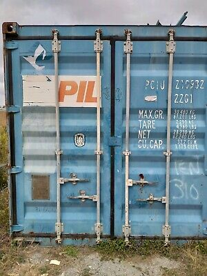 AU4850 • Buy 20 Foot Shipping Container
