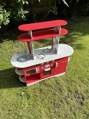 £40 • Buy Early Learning Centre Wooden Retro Red Diner Kitchen