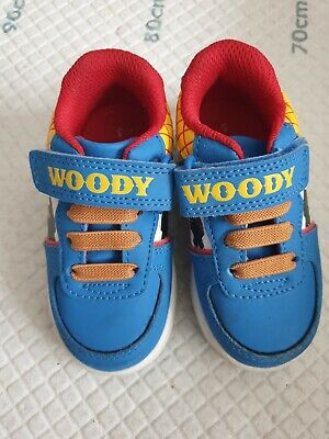 £9.99 • Buy Toy Story Woody Boys Light Up Trainers Size 5 Excellent Condition By George Asda