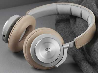 £144.94 • Buy *EXCELLENT* H9i Headphones B&O Play By Bang & Olufsen In Natural Color Leather