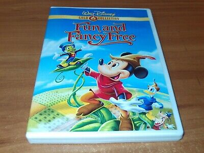 £9.43 • Buy Disney's Fun And Fancy Free (DVD, 2000 Gold Collection Edition)