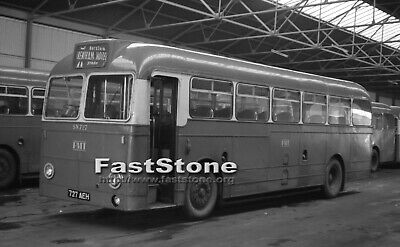 £5 • Buy 35mm BUS Negative    Potteries Motor Traction  727AEH           PMT