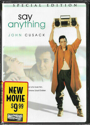 AU13.47 • Buy Say Anything (DVD, 1989, Special Edition) John Cusack, Region 1 BRAND NEW SEALED