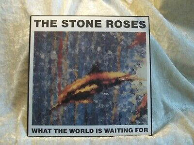 £7.99 • Buy The Stone Roses Fools Gold/what The World 7  Silvertone Records Ore 13