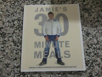 AU7.49 • Buy JAMIE'S 30 MINUTE MEALS - Jamie Oliver Mini Cookbook Collection - Softcover
