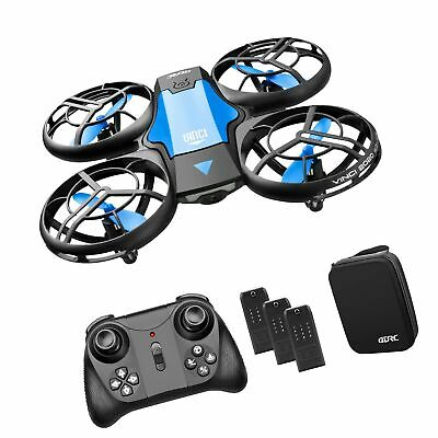 AU62.14 • Buy 4DRC V8 Mini Drone For Kids Beginners,Hand Operated/Remote Control Helicopter...