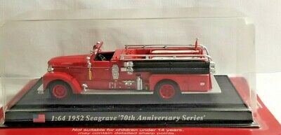 £6.50 • Buy Del Prado Fire Engines 1:64 Scale 1952 Seagrave 70th Anniversary - Sealed Pack