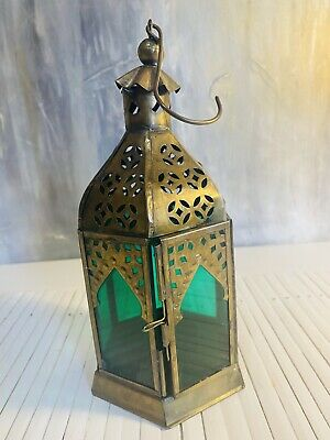 £10 • Buy Moroccan Style Candle Tea Light Holders Lamp,free Standing/hanging