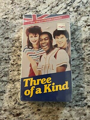 £7.24 • Buy Three Of A Kind (VHS, 1991) Sealed!!