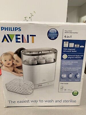 AU70 • Buy Philips AVENT Electric Steam Steriliser 4-in-1 - Used