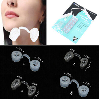 £6.53 • Buy Silicone Gel Nose Invisible Nasal Filter Anti Air Pollen Allergy Dust Fil SW