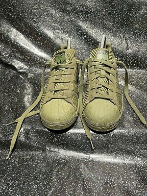 AU37.09 • Buy Adidas Superstar Size 5.5 Trainers