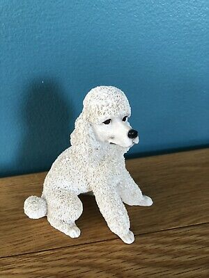 £22 • Buy Beautiful Vintage White Poodle Ornament Collectable Dog Beautiful Figurine