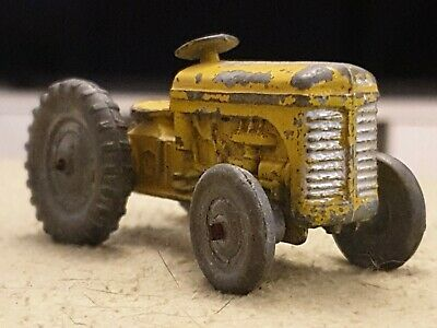 £3 • Buy Dinky Toys, Corgi, Matchbox, Vintage Toy Tractor. Cars, Farm. Yellow Tractor