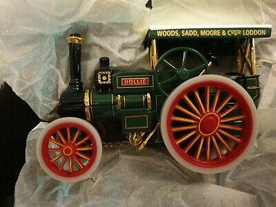 £5 • Buy Matchbox YAS08-M Hollie 1912 Burrell Traction Engine Collectable Toy Car Model